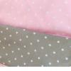 rózsaszín-szürke kombináció